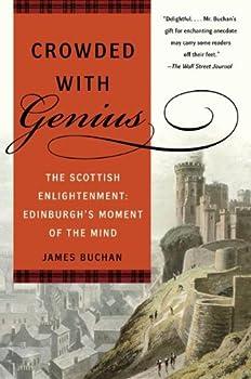 crowded with genius: edinburgh. 1745-1789 - james buchan