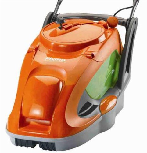 Flymo Glidemaster 380  38cm 240 volt Mains Electric Hover Collect Mower