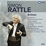 Simon Rattle Edition - Britten (5CD)