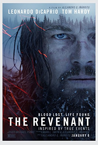 The Revenant- Movie Poster: (24 x 36