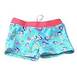 iBaste Niños Traje de baño del boxeador del muchacho Traje de baño Multicolor de encaje muchacho lindo boxeador troncos de natación Pantalones cortos