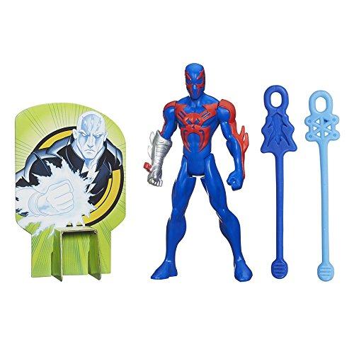 Marvel Ultimate Spider-Man Web Warriors Web Slingers Spider-Man 2099 Figure - 1