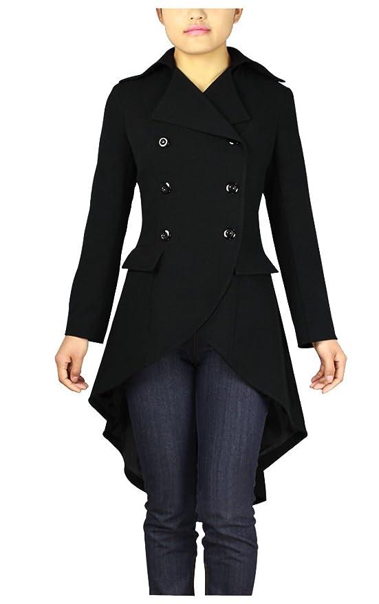 Steampunk Gothic Jacket $83.99 AT vintagedancer.com