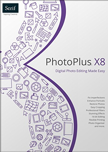 US Serif Software PhotoPlus X8 (Photo Plus Software compare prices)