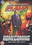 echange, troc Monday Night Raw : Homecoming