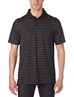 Under Armour UA Core Pique Stripe Polo manches courtes homme