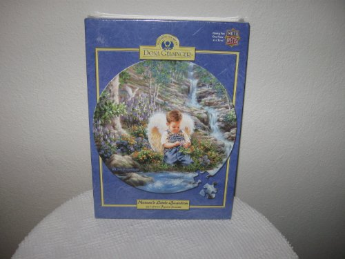 Nature's Little Guardian Angel Puzzle Dona Gelsinger 550 piece