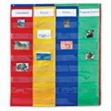 Learning Resources 2/4 Column Double-Sided Pocket Chart