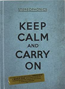 Keep Calm & Carry on-Deluxe