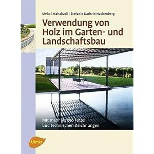 eBook Cover für  Verwendung von Holz im Garten und Landschaftsbau