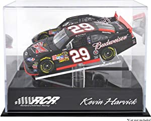 Kevin Harvick 1 24th Die Cast Display Case with Platform by Mounted Memories