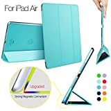 iPad Air Case, ESR Yippee Color Series Trifold Case Smart Cover for iPad Air (Sky Blue)