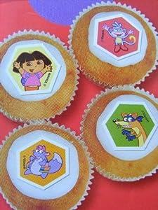 Dora And Friends Cake Topper Uk