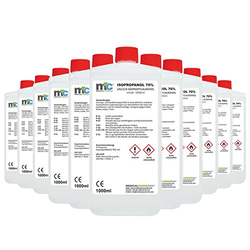 Medicalcorner24® Isopropanol 70%