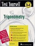 Trigonometry (Test Yourself)