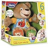 Chicco - Teddy cuenta conmigo (46060014)