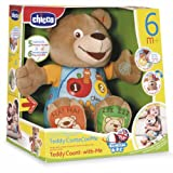 Chicco Game Teddy Count with Me