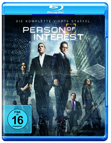 Person of Interest - Staffel 4 [Blu-ray]