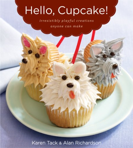 Hello, Cupcake!: Irresistibly Playful Creations Anyone Can Make at Amazon.com