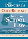 The Principal's Quick-Reference Guide...