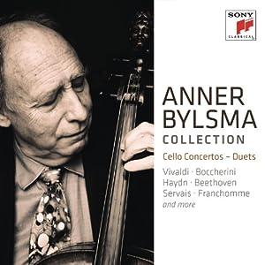 Anner Bylsma plays Concertos and Ensemble Works