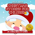 25 Christmas Stories: (FREE Coloring...