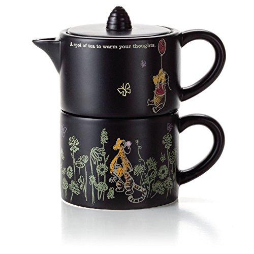 Winnie the Pooh Tea for One Teapot Set Tea