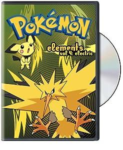 Pokemon Elements Vol. 4 (Electric)