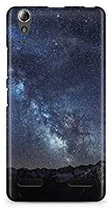 Lenovo A6000 Back Cover by Vcrome,Premium Quality Designer Printed Lightweight Slim Fit Matte Finish Hard Case Back Cover for Lenovo A6000