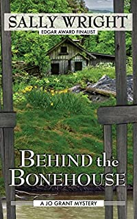 Behind The Bonehouse by Sally Wright ebook deal