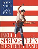 Bruce Springsteen 1984 Born In The USA Tour Concert Program Programme