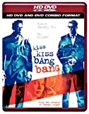 Kiss Kiss Bang Bang (Combo HD DVD and Standard DVD)