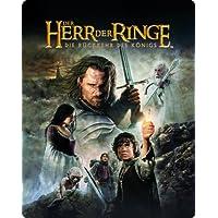 Der Herr der Ringe - Die Rückkehr des Königs (Wende Steelbook - exklusiv bei Amazon.de) [Blu-ray]