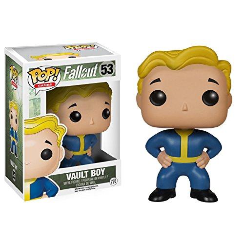 Funko Pop! Fallout - Vault Boy Figura