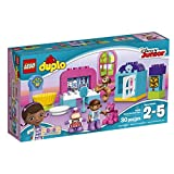LEGO DUPLO Disney 10828 Doc McStuffins Pet Vet Care Building Kit (30 Piece)
