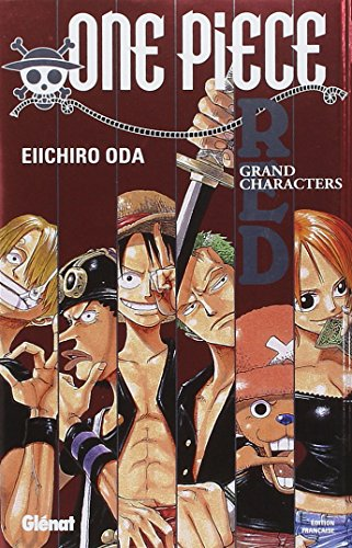 One Piece Red (Grand Characters)