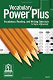 Vocabulary Power Plus Book F