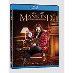 WWE: For All Mankind- The Life and Career of Mick Foley (Mr. Socko Sock Puppet) (Limited Edition) [Blu-ray]