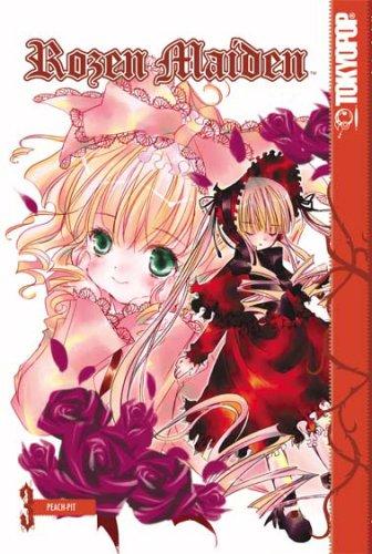 ローゼンメイデン コミック3巻 (英語版)
