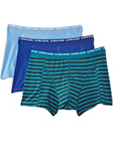 Bjorn Borg Men's Stripe 3 Pack Boxer Shorts