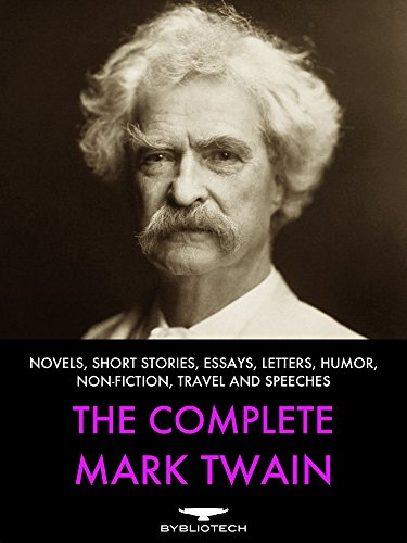 nonfiction essays mark twain Mark twain case essay mark twain was an extremely productive author in his lifetime many of twain's non-fiction works were written on his travels.