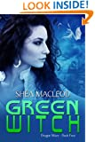Green Witch (Dragon Wars Book 4)