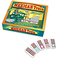 Mexican Train Dominoes With Electric Choo Choo Train