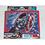 Marvel Marvel Captain America 3D Puzzle