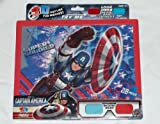 Marvel Captain America 3D Puzzle