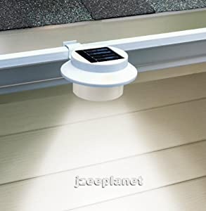 3 Led Solar Powered Energy Saving Outdoor Light All