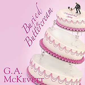 Buried in Buttercream Audiobook