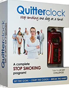 Quitterclock Stop Smoking Program