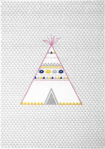 kunst-fur-kinder-kinder-kinderzimmer-tepee-teppich-mehrfarbig-135-x-190-cm