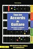 echange, troc Ernie Jackson - Tous les accords de guitare : Pour jouer et composer comme un dieu